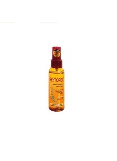 Restorex Sağlıklı Uzama Etkili Onarıcı Bakım Saç Bakım Argan Yağı 100 ml Renksiz